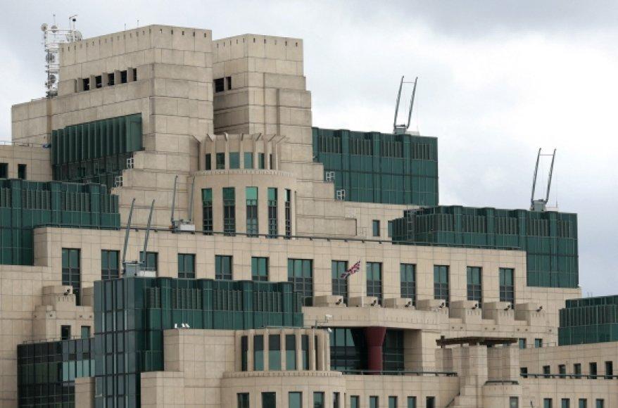 MI6 būstinė