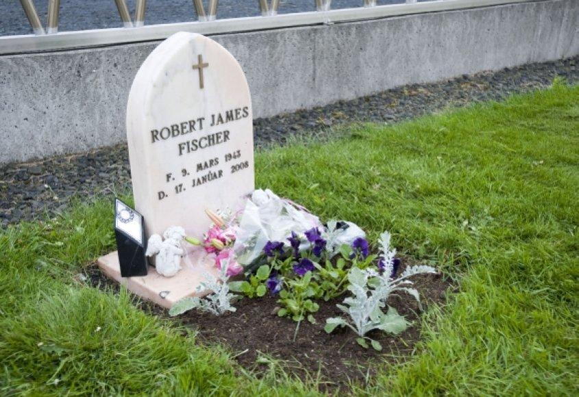 Bobby Fischerio kapas Islandijoje