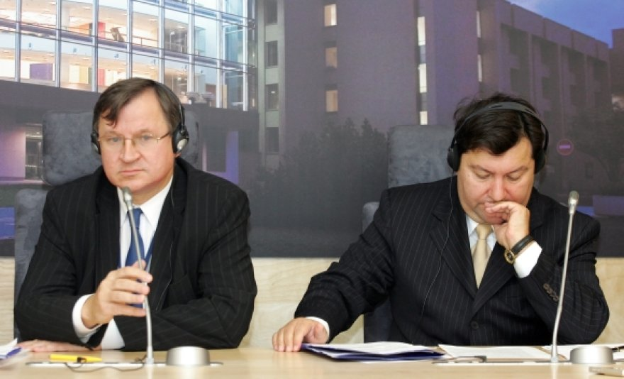 Egidijus Vareikis ir Emanuelis Zingeris – didžiausi Seimo keliautojai