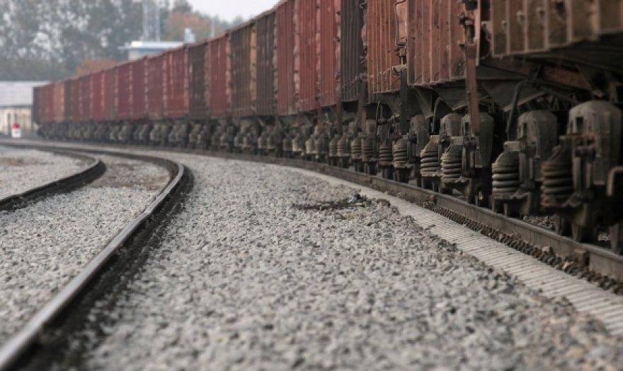 Geležinkelio vagonai
