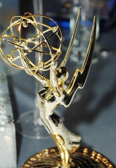 """""""Emmy"""" apdovanojimo statulėlė"""