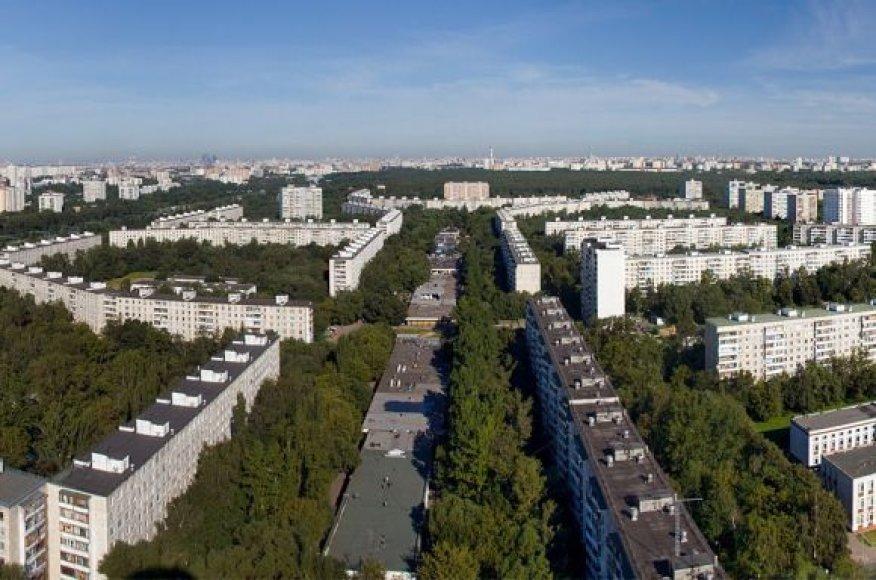 Vešniakų rajonas Maskvoje