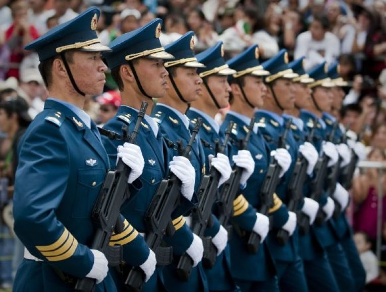 Kinijos kariai