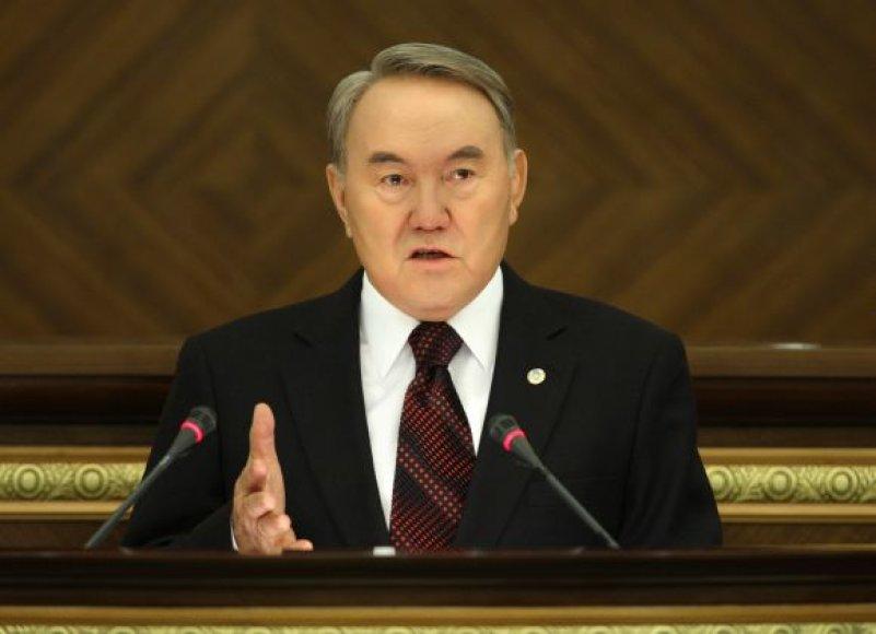 Nursultanas Nazarbajevas