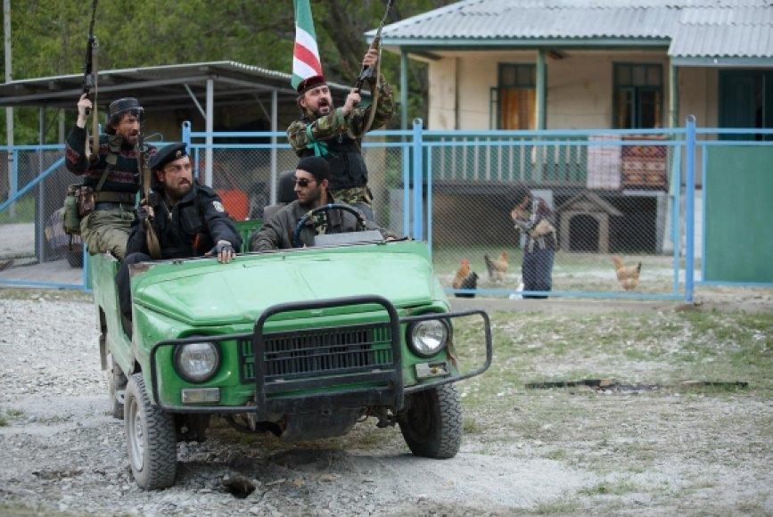 Čečėnai