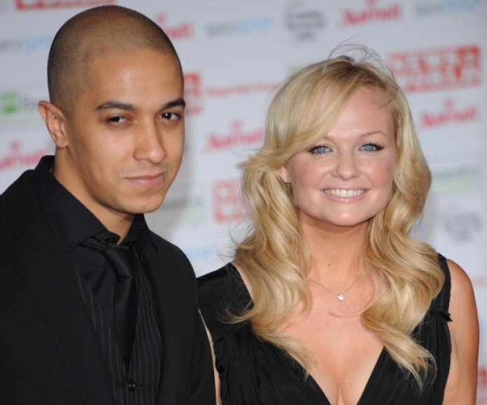 Emma Bunton ir Jade'as Jonesas