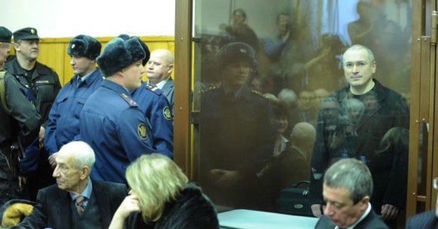 Michailas Chodorkovskis teisme