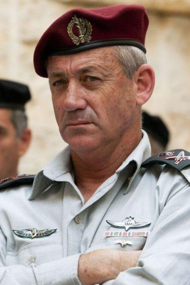 Generolas majoras Benny Gantzas