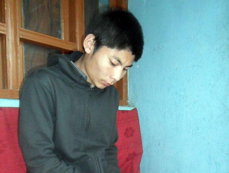 Trejų metų laisvės atėmimo bausmės sulaukęs vienuolis Sonamas Tsheringas