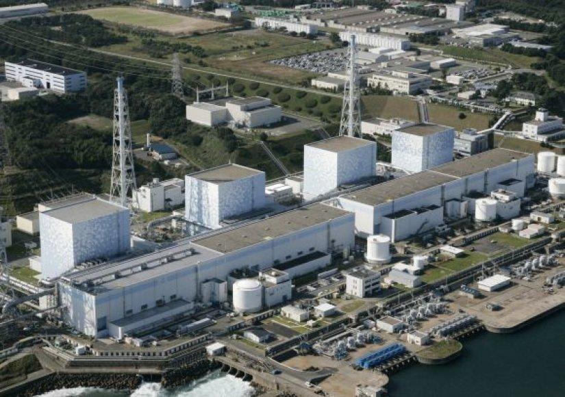 Atominė elektrinė Fukušimoje