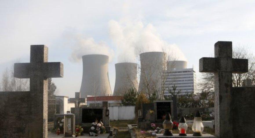 Temelino atominė elektrinė Čekijoje
