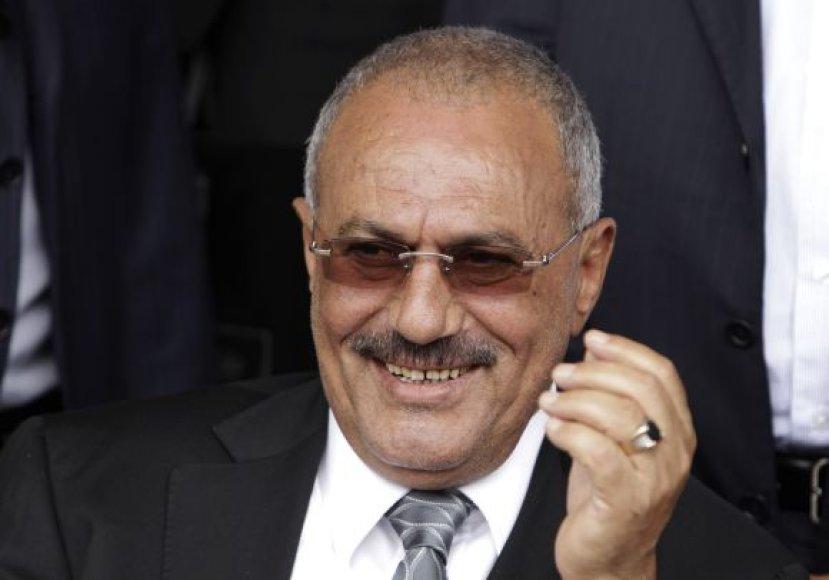 Ali Abdullah Salehas