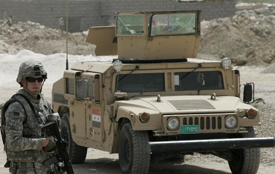 Amerikietis karys Irake