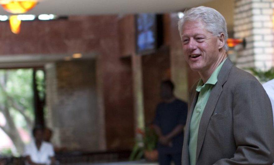 Billas Clintonas