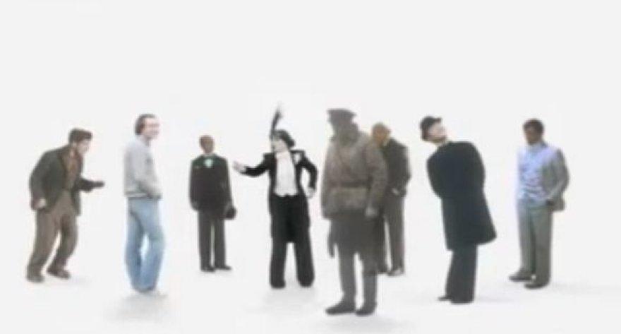 Liudmilą Gurčenko klipe supa seniai mirę draugai aktoriai.