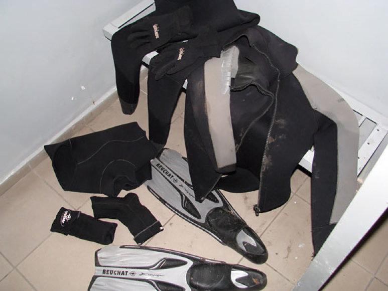 Ichtiandro kostiumas