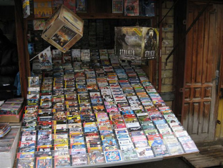 DVD plokštelės