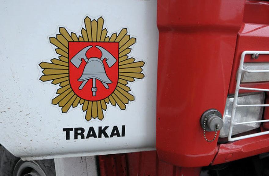 Trakų ugniagesiai