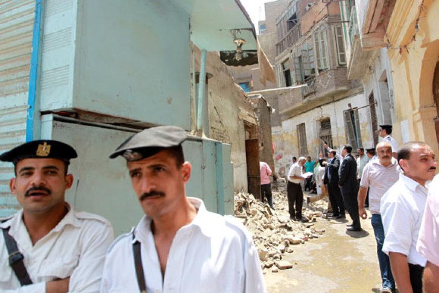 Kairo policininkai