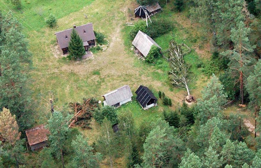 Audros nuniokota Lietuva