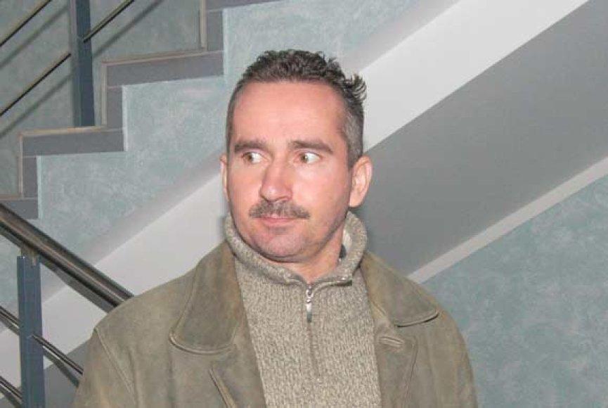 Advokatas Kęstas Ramanauskas