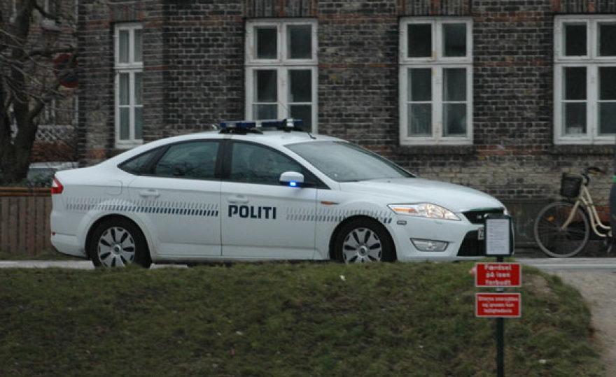 Danijos policija