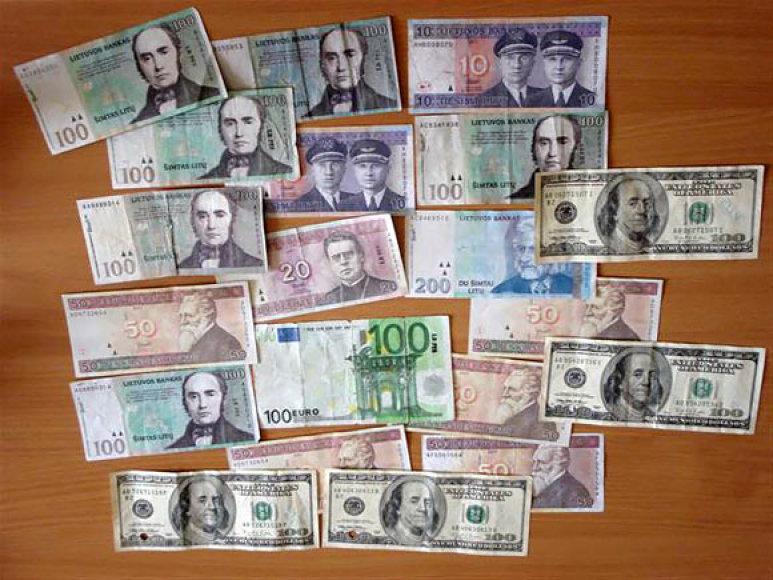 Netikri pinigai