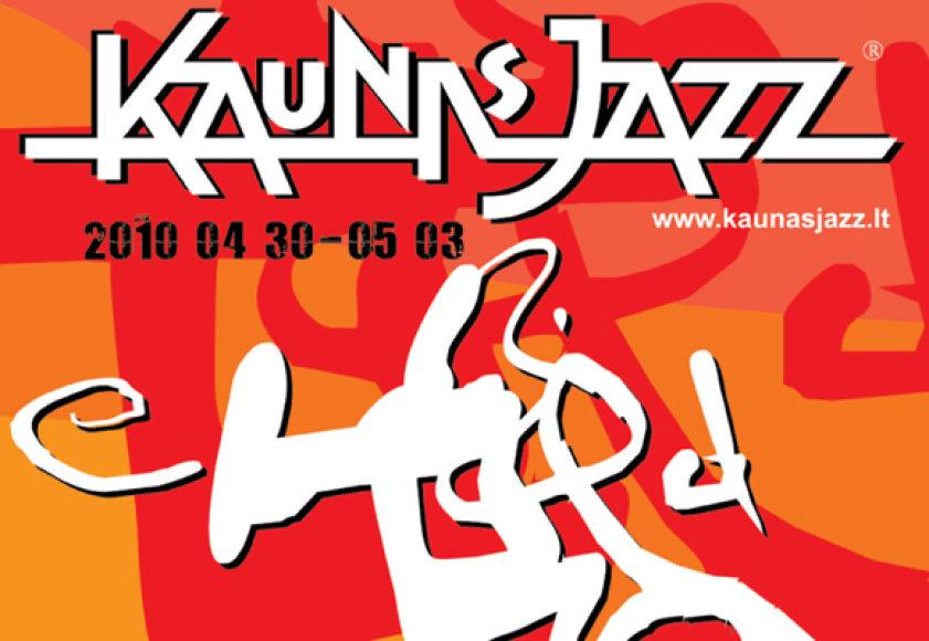 """Pirmą kartą """"15 min"""" skaitytojams – """"Kaunas Jazz 2010"""" priedas."""