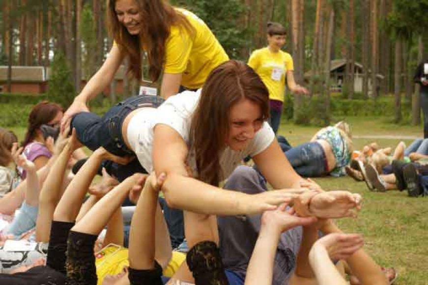 Studentų linksmybės