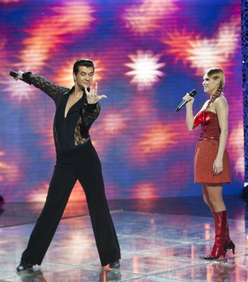 Andrius Butkus nuo naujo sezono šoks LNK šokių projekte.