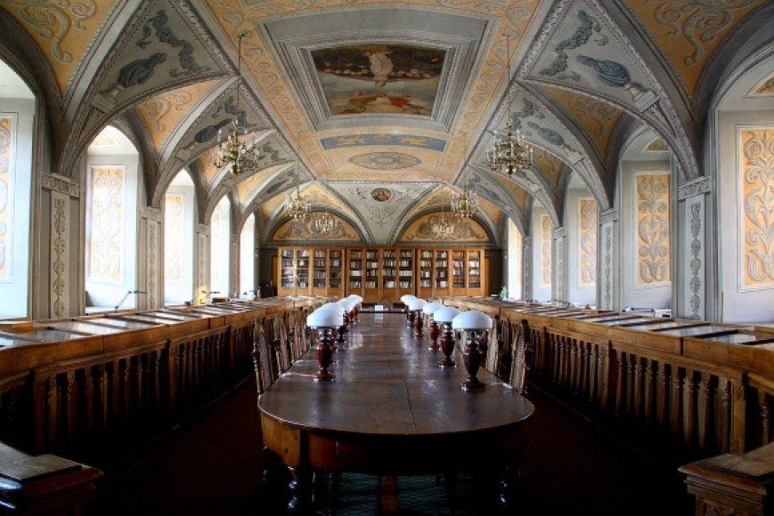 Vilniaus universiteto bibliotekai – 440 metų.