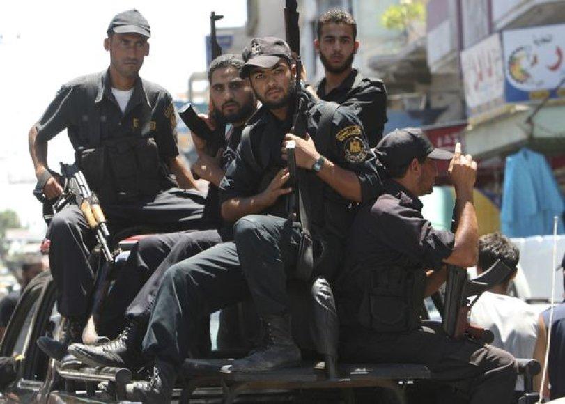 """""""Hamas"""" saugumo pajėgos"""