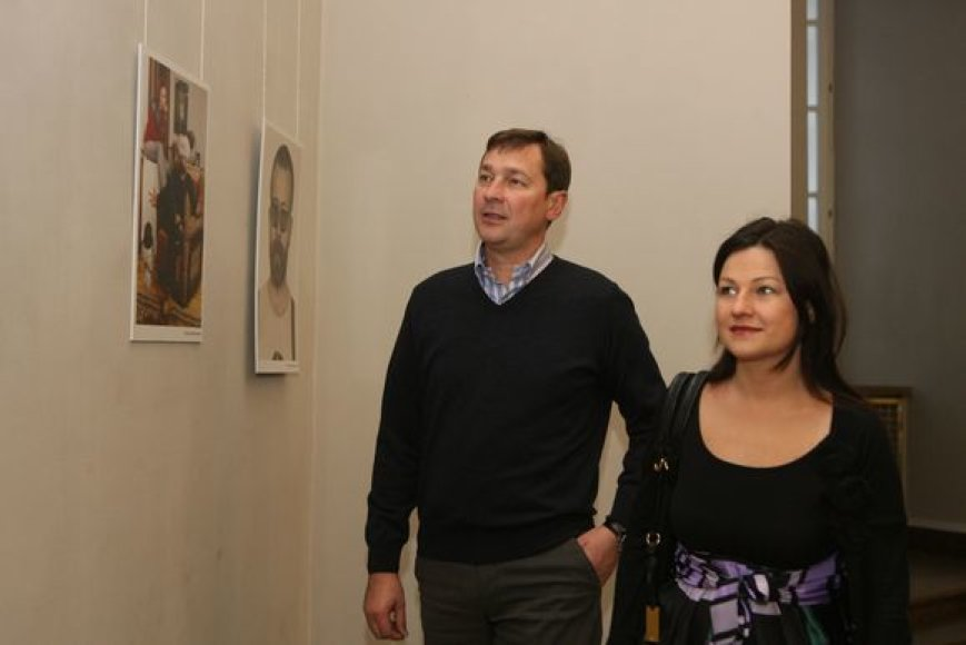 Artūras ir Agnė Zuokai