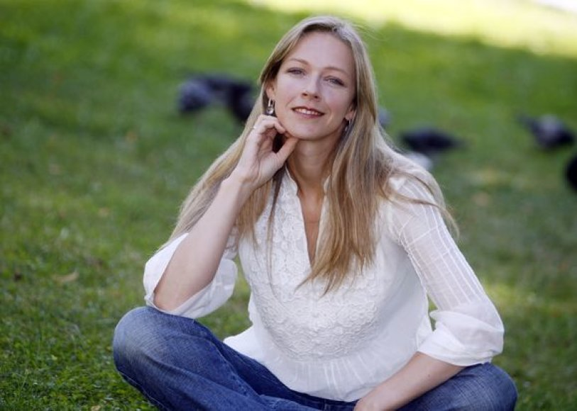 Aktorė Gabija Ryškuvienė
