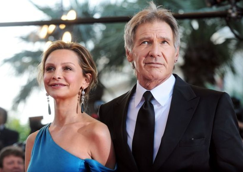 Harrisonas Fordas ir Calista Flockhart