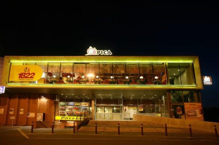 """Naujas restoranas """"Čili pica"""""""