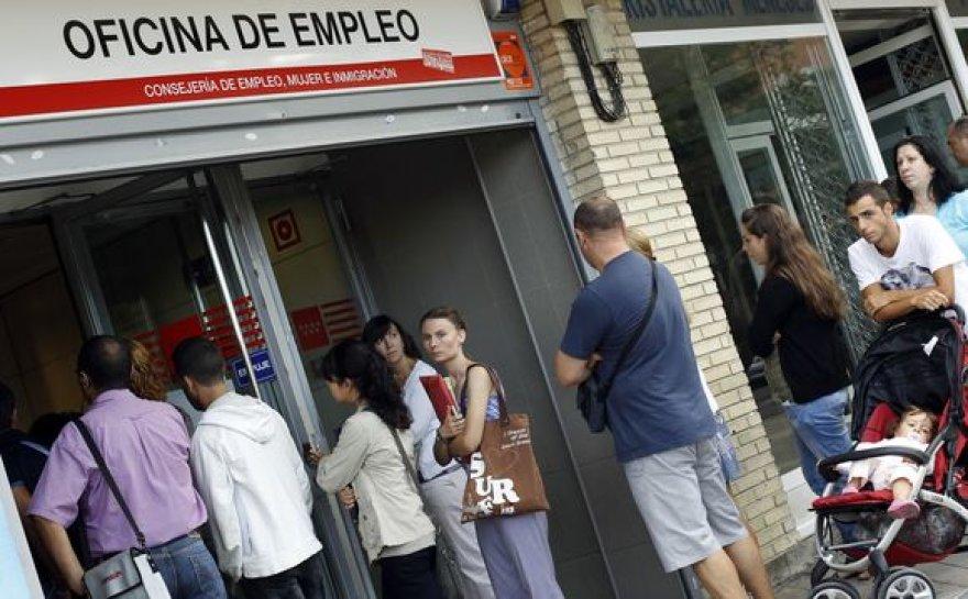 Nedarbo lygis Ispanijoje siekia 20 procentų