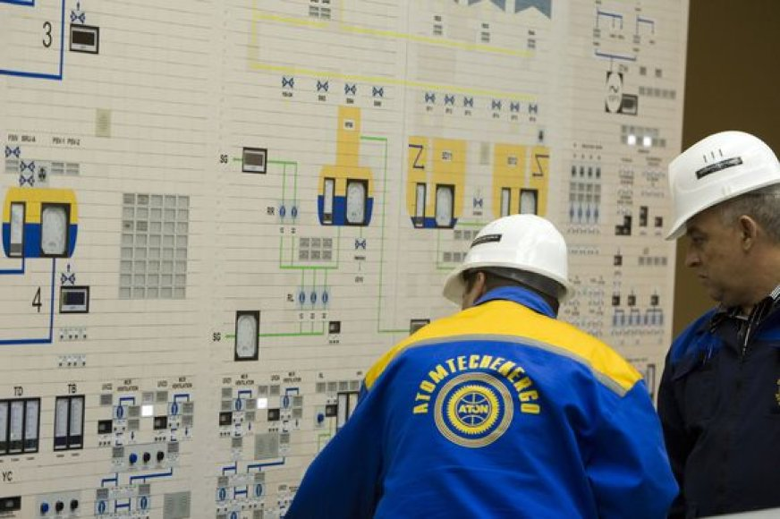 Rusijos turimų urano atsargų užtektų atominėms elektrinėms dar 60 metų.