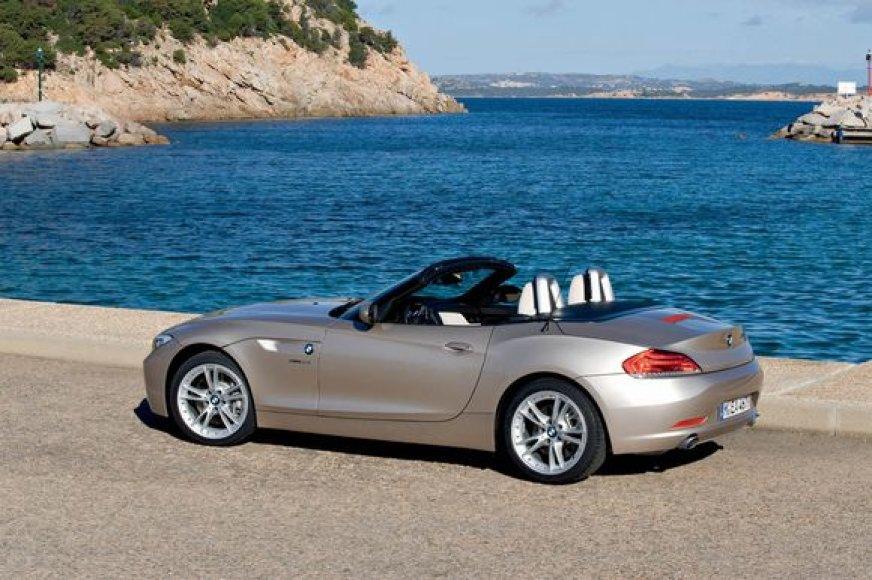 "Naujasis ""BMW Z4"""