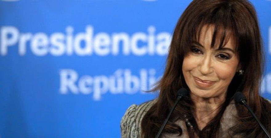 Cristina Fernandez Kirchner