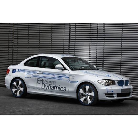 """""""BMW Active E"""" konceptas"""