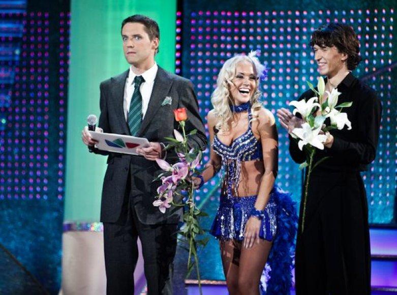 Oksana Pikul turės atsisakyti šokių.