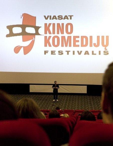 """""""Viasat"""" kino komedijų festivalis"""