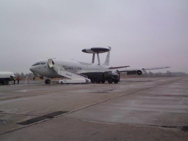 "Lėktuvas ""Boeing 707"""