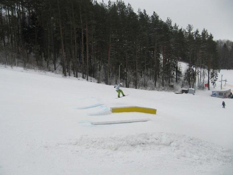 """""""NOKIA sniego parkas"""""""