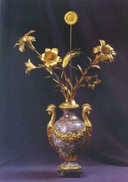 Vaza iš  Ričardo Mikutavičiaus kolekcijos