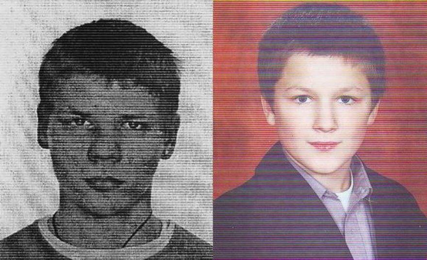 Darius Degutis (kairėje) ir Aleksandras Lemeševas (dešinėje)
