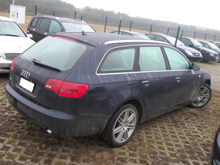 """Vogtas automobilis """"Audi A6"""""""