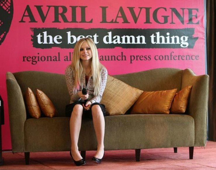 A. Lavigne
