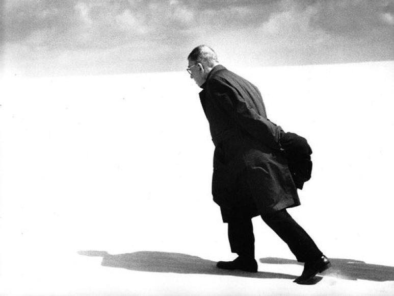 J.P.Sartras Nidoje (1965 m.)
